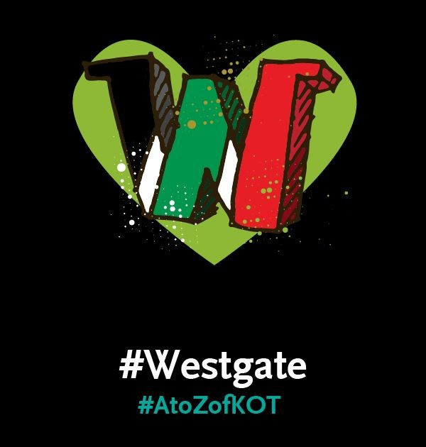 W is for #Westgate