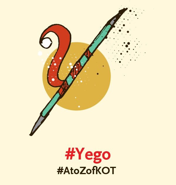 Y is for #Yego