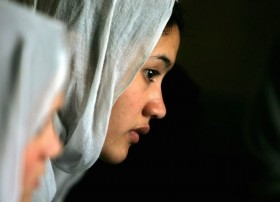 Afghan Men Are Getting Trained to Be Feminists