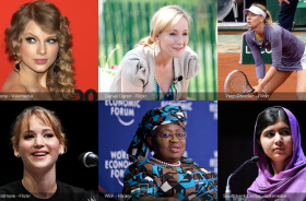 Which kick-ass famous female are you?