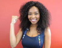 Meet South Africa's #StrongGirl, Mpho MacChambers!