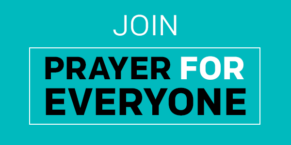 Prayer for Everyone: Faith in action to share the Global Goals!