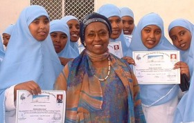 Edna Adan: Fighting to change women's health care in Somaliland