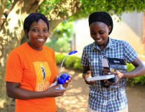 These Solar Sisters promote energy access in a gender-inclusive way