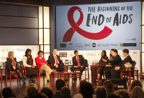 A look back at World AIDS Day, 2011
