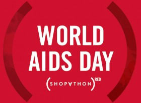 (RED) and Jimmy Kimmel host star-studded shopping special on World AIDS Day
