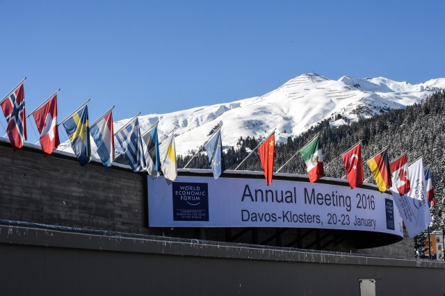 Spreading the word at Davos: Poverty is Sexist