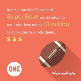 15 statistics on extreme poverty: Super Bowl edition