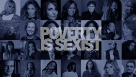 Melinda Gates explains how #PovertyIsSexist