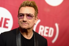 Bono joins Lupita Nyong'o and cast of Broadway's 'Eclipsed' to launch play dedication series in support of #BringBackOurGirls