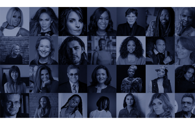 See why celebrities and business and media leaders are saying that #PovertyIsSexist