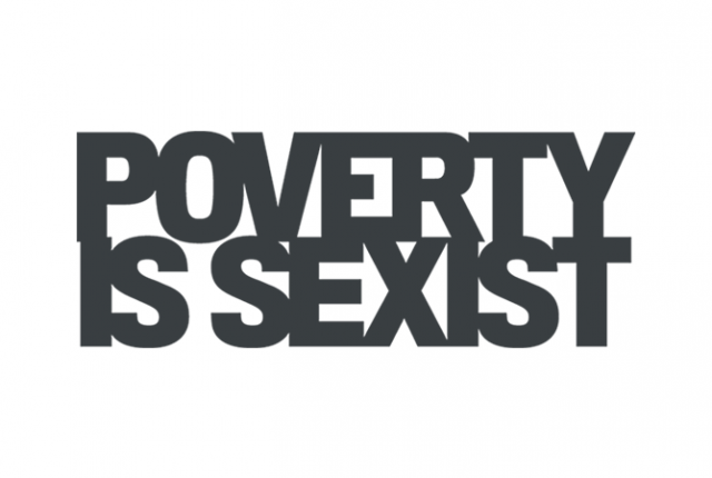 10 unbelievable facts that prove #PovertyIsSexist