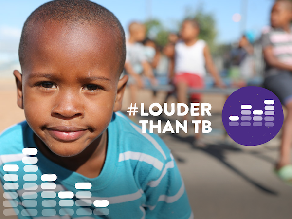 On World TB Day, be louder than TB