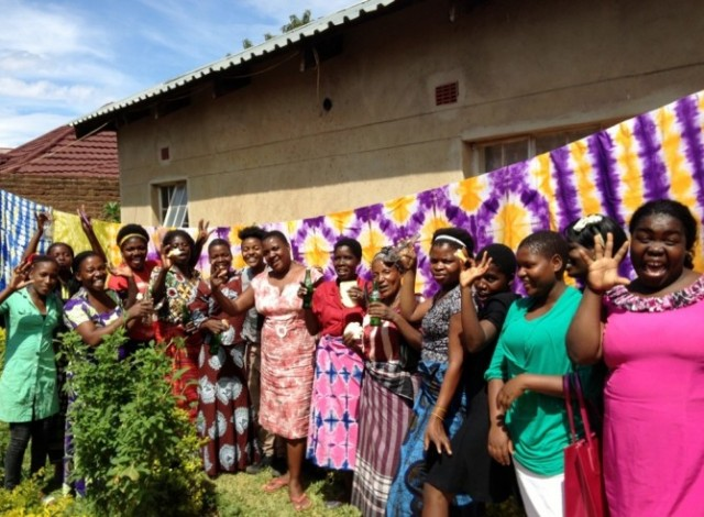 The 21-year-old who is fighting for women's education in Malawi