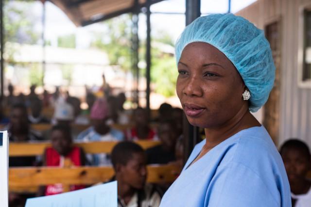 World Health Worker Week: Celebrate some of the people who make global health happen