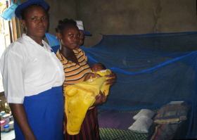World Malaria Day: Celebrating frontline health workers and the programs that support them