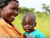 Why good nutrition is a gift for mothers and children everywhere