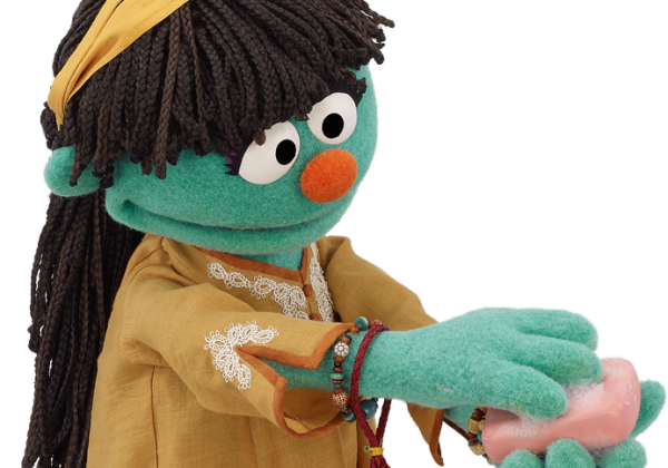 4 'Sesame Street' characters you didn't know were out to save the world