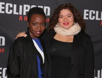 Watch our Facebook Live video with Tony-nominated 'Eclipsed' playwright Danai Gurira and director Liesl Tommy