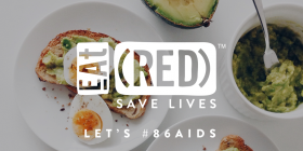This month, you're invited to EAT (RED) and SAVE LIVES!