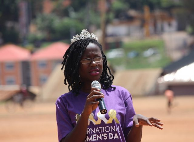 How this Ugandan woman is fighting the stigma against people living with HIV