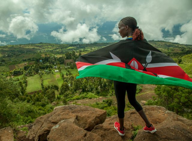 How this pair of running shoes is going to change lives in Kenya