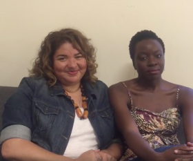Watch our Facebook Live Q&A with Danai Gurira and Liesl Tommy of 'Eclipsed'