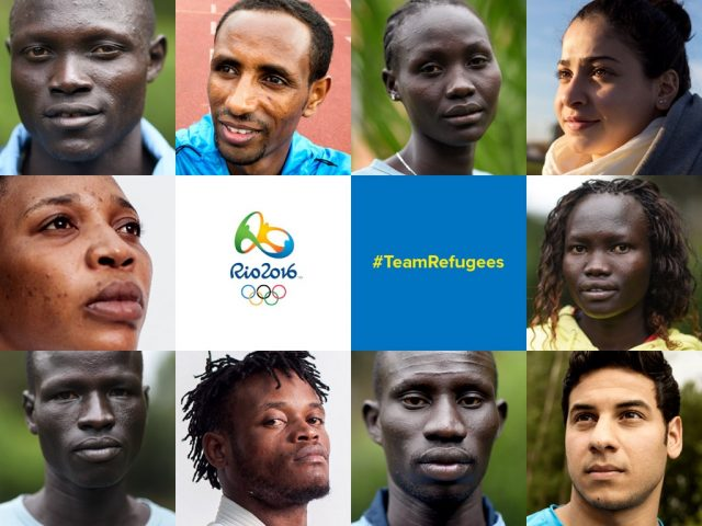 These 10 refugees will compete at the 2016 Olympics in Rio