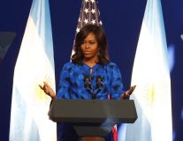 Michelle Obama and family head to Liberia, Morocco, and Spain to promote #LetGirlsLearn