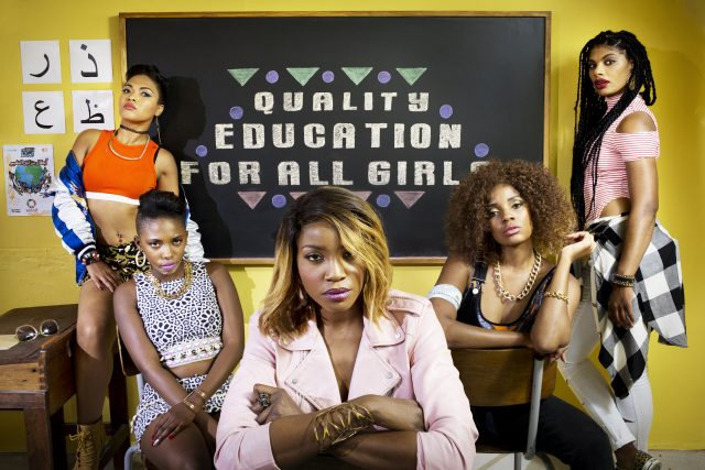Girl power goes global with #WhatIReallyReallyWant