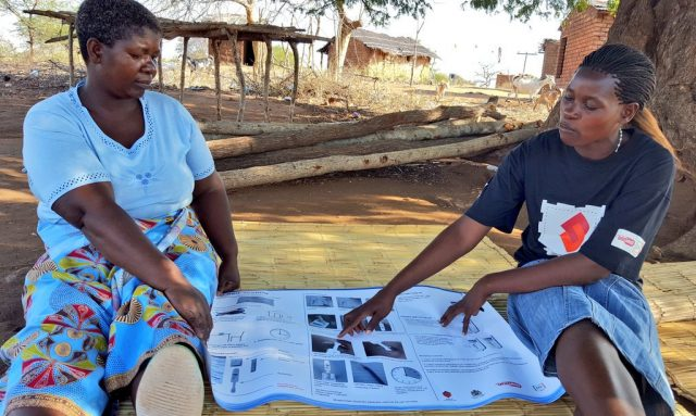 Community health workers: The true heroes of HIV self testing