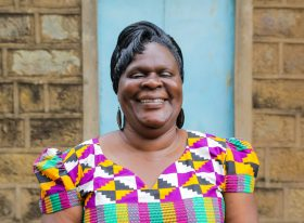 Patricia's story: Why this mother wants to create a better future for #GirlsEverywhere