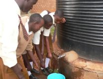 Harvesting rain offers access to water, sanitation, and more for this Kenya village