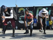 How this after-school dance program in South Africa is helping some youths stay in school