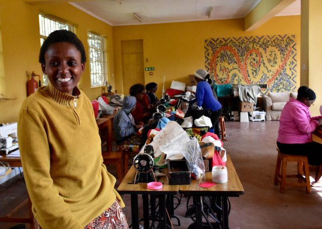 How refugee women are finding peace at this Nairobi shop