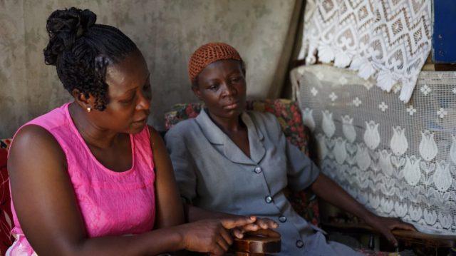 Kenian HIV dating