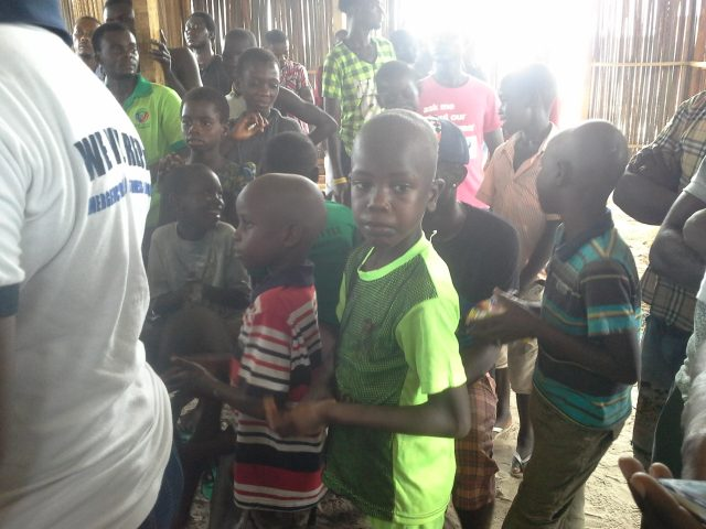 This Nigerian organization is trying to help displaced students return to the classroom