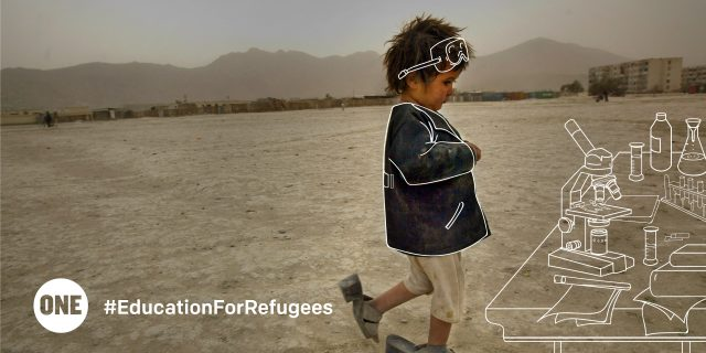 World leaders have an opportunity to transform the lives of millions of refugees