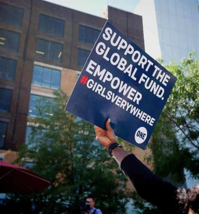 Relive the weekend: Tweets from the Global Fund Replenishment, ONE Leadership Summit, and more!