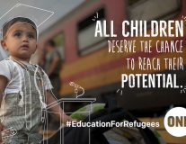 6 key moments in the fight for #EducationForRefugees