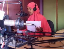 Meet Brownkey Abdullahi: Dadaab refugee camp's first female blogger