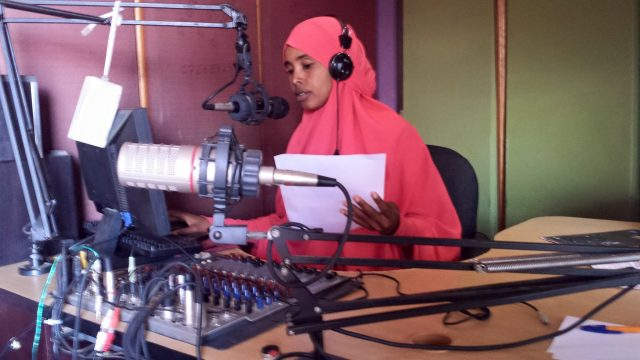 Meet Brownkey Abdullahi: Dadaab refugee camp's first female blogger