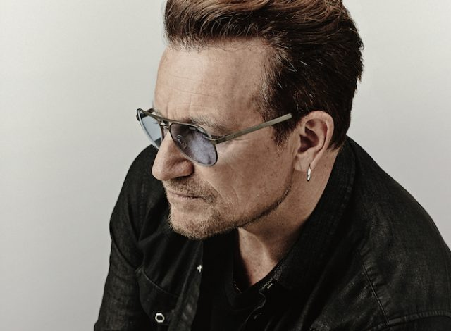 ONE co-founder Bono named 'Glamour' Man of the Year!