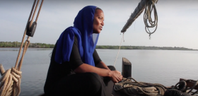 Doctors with boats: How a Kenyan woman is keeping her people healthy