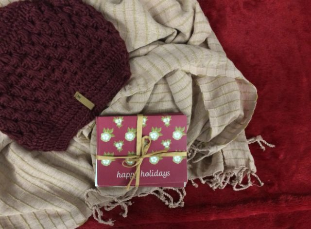 Merry and bright: 7 ethically made holiday gifts