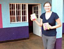Introducing our ONEder Woman of September 2015: Elizabeth Scharpf