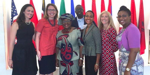 A conversation with Ngozi Okonjo-Iweala