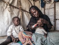 Umara's story: After Boko Haram, children in Nigeria are starving