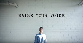 Why Christian artist Jon Jorgenson wants you to raise your voice