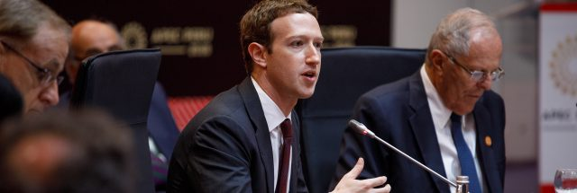 Mark Zuckerberg urges world leaders to respond to ONE and Facebook's connectivity campaign